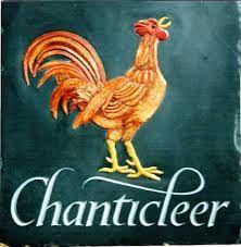 Chanticleer Rooster